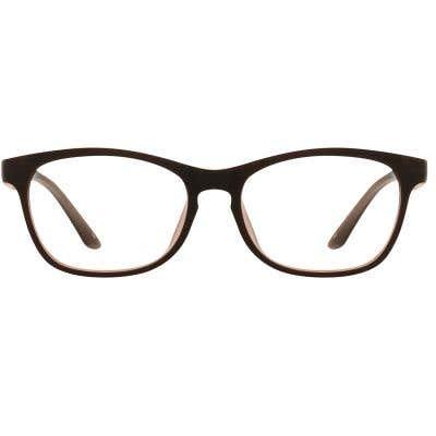G4U TT6582-1 Rectangle Eyeglasses 126538-c