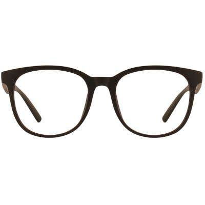 G4U TT6590 Rectangle Eyeglasses 126547-c