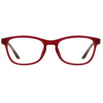 G4U TT6582-3 Rectangle Eyeglasses 126558-c