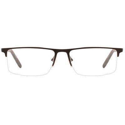 G4U-389 Rectangle EYeglasses 126567-c