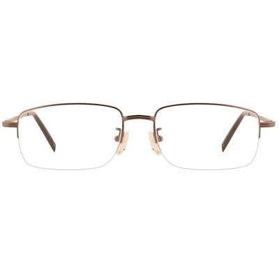 G4U B1007 Rectangle Eyeglasses 126574-c