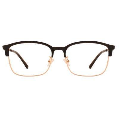 G4U L1136 Browline Eyeglasses 126593-c