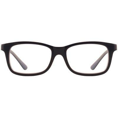 G4U 2050 Rectangle Eyeglasses 126601-c