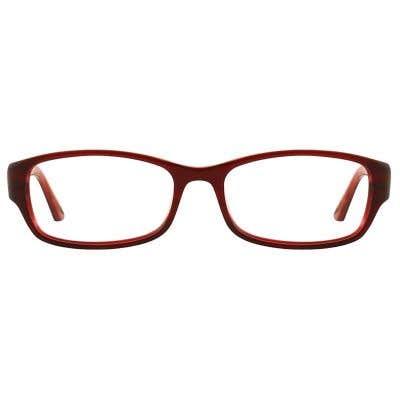 G4U 2047 Rectangle Eyeglasses 126615-c