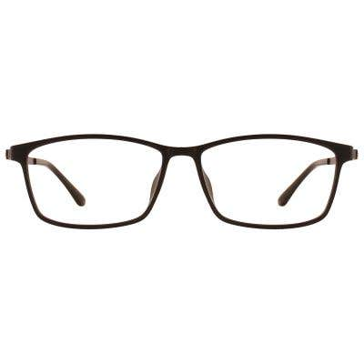 G4U L1125 Rectangle Eyeglasses 126618-c