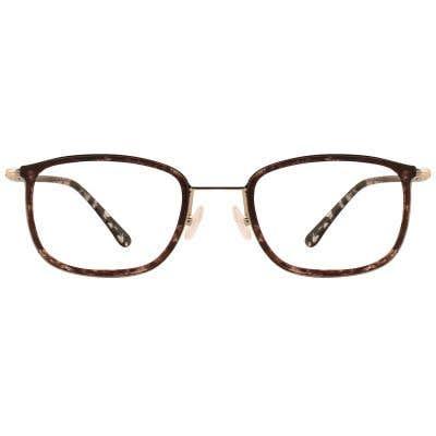 G4U L1036 Rectangle Eyeglasses 126629-c