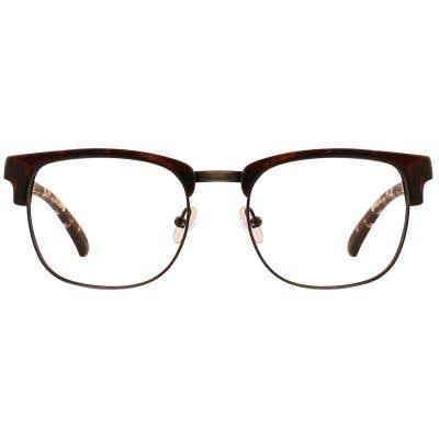 G4U N50368 Browline Eyeglasses 126631-c