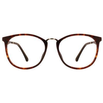 G4U L1020-1 Round Eyeglasses 126637-c
