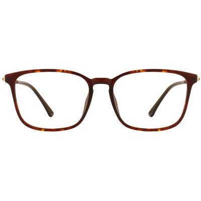 G4U L1120 Square Eyeglasses 126639-c