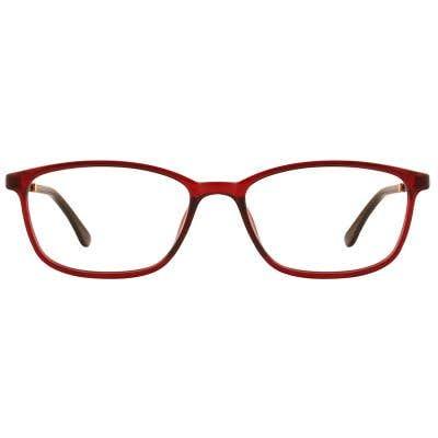G4U L1016 Rectangle Eyeglasses 126641-c