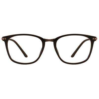 G4U N5023 Rectangle Eyeglasses 126646-c