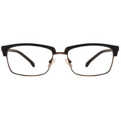 G4U N5019 Browline Eyeglasses 126650-c