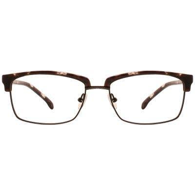Browline Eyeglasses 126653-c