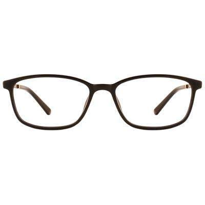 G4U M68003 Rectangle Eyeglasses 126655-c