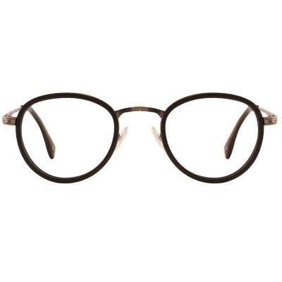 Round Eyeglasses 126698-c