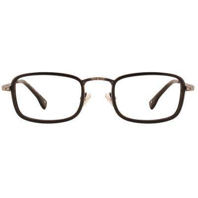 G4U LV-86001 Rectangle Eyeglasses 126703-c