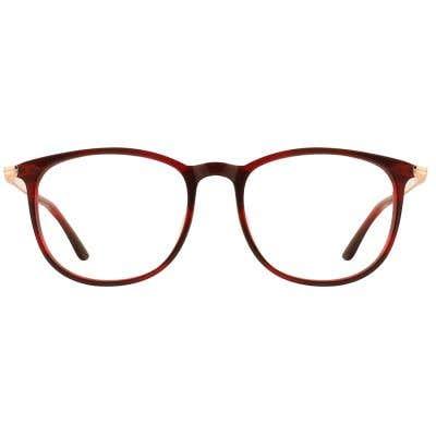 G4U LV-85122 Rectangle Eyeglasses 126713-c