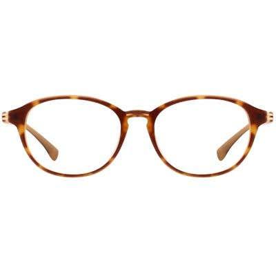 G4U LV-85086 Round Eyeglasses 126715-c