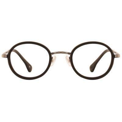 G4U LV-85020 Round Eyeglasses 126756-c