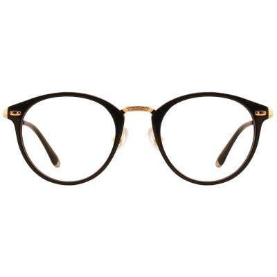 G4U LV-25023 Round Eyeglasses 126764-c