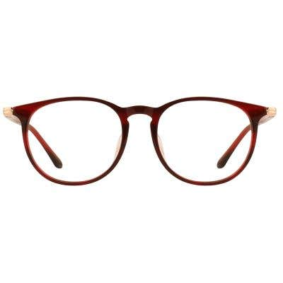 G4U LV-85121 Rectangle Eyeglasses 126767-c