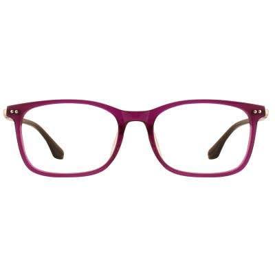 Rectangle Eyeglasses 126777
