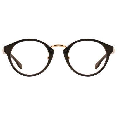 G4U LV-85062 Round Eyeglasses 126778-c