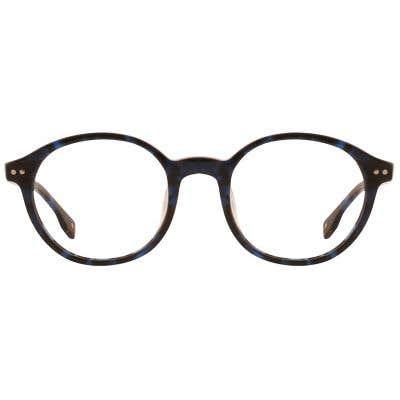 G4U LV-85060 Round Eyeglasses 126783-c