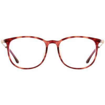 G4U LV-85122 Rectangle Eyeglasses 126801-c