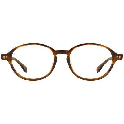 Oval Eyeglasses 126815-c