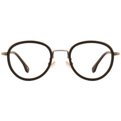G4U LV-85021 Rectangle Eyeglasses 126821-c