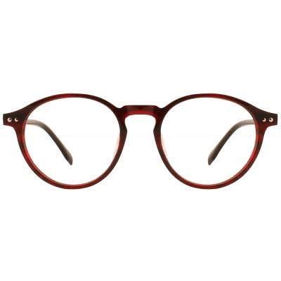 G4U LV-85117 Round Eyeglasses 126831-c