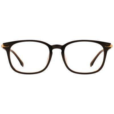 G4U LV-85119 Rectangle Eyeglasses 126839-c