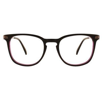 G4U AM02-2 Rectangle Eyeglasses 126865-c