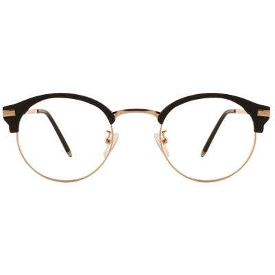 Browline Eyeglasses 127017-c