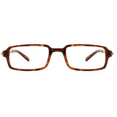 G4U JC8303 Rectangle Eyeglasses 127021-c