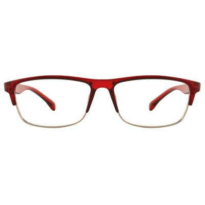 Browline Eyeglasses 127028-c
