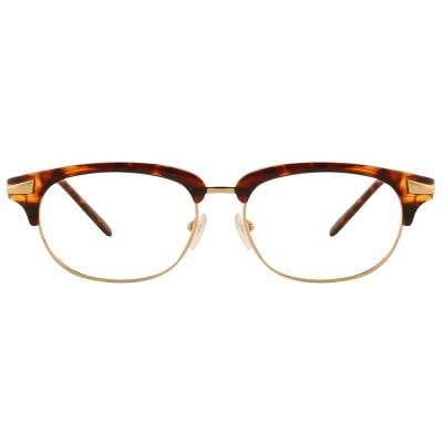 G4U TR1814 Browline Eyeglasses 127032-c