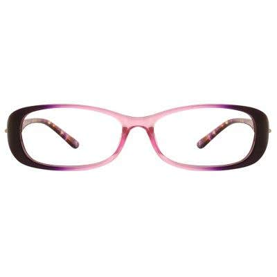 G4U 9338 Rectangle Eyeglasses 127037-c