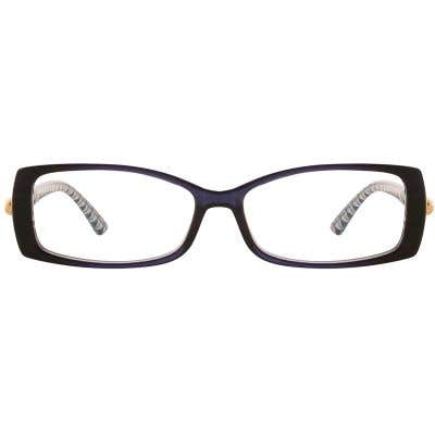 G4U 9195 Rectangle Eyeglasses 127039-c