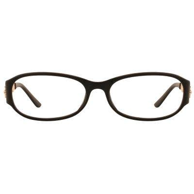 G4U JCB028-1 Rectangle Eyeglasses 127047-c