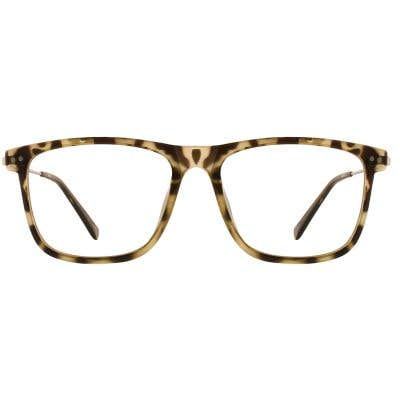 G4U 3323-1 Square Eyeglasses 127054-c
