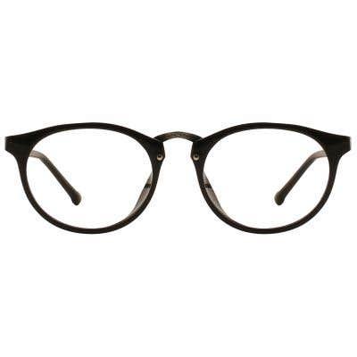 Round Eyeglasses 127065-c