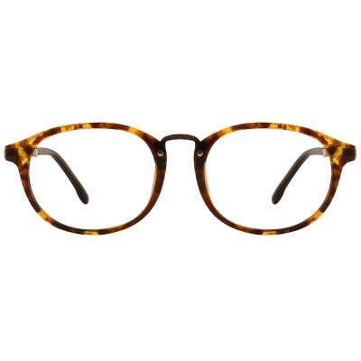 G4U 8011-1 Rectangle Eyeglasses 127069-c