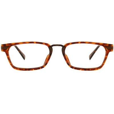 G4U 3321-1 Rectangle Eyeglasses 127073-c