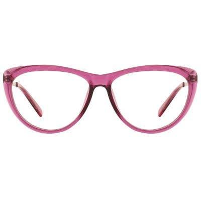 Cat Eye Eyeglasses 127095