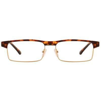 G4U TR1823 Browline Eyeglasses 127108-c