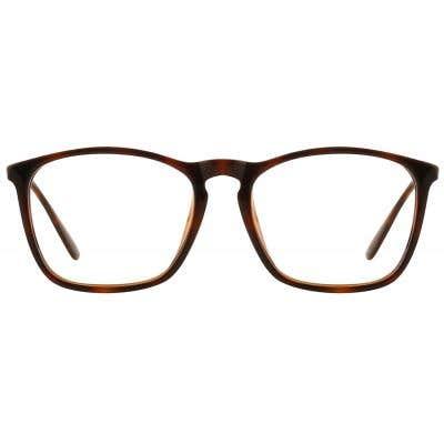 G4U 1112-1 Square Eyeglasses 127111-c