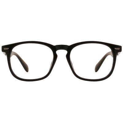 G4U 9599 Rectangle Eyeglasses 127119-c