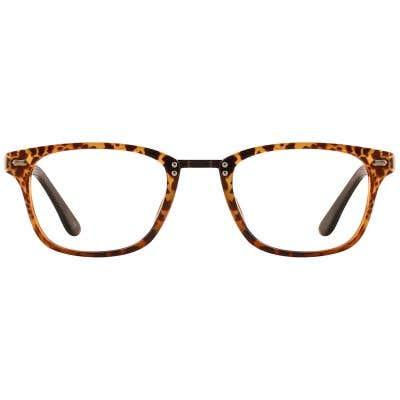 G4U 3318-5 Square Eyeglasses 127127-c